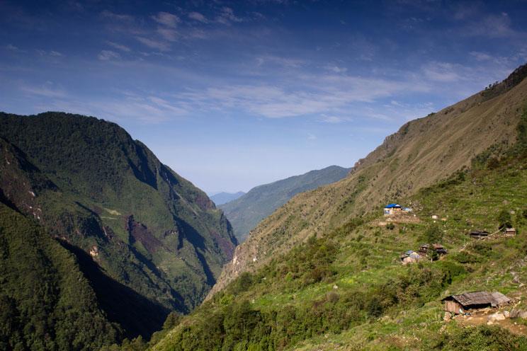 Kanchenjunga Circuit North To South Trek Report May 2016 9