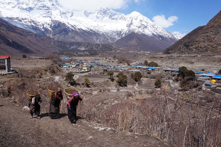 Manaslu Vs Annapurna Circuit 4