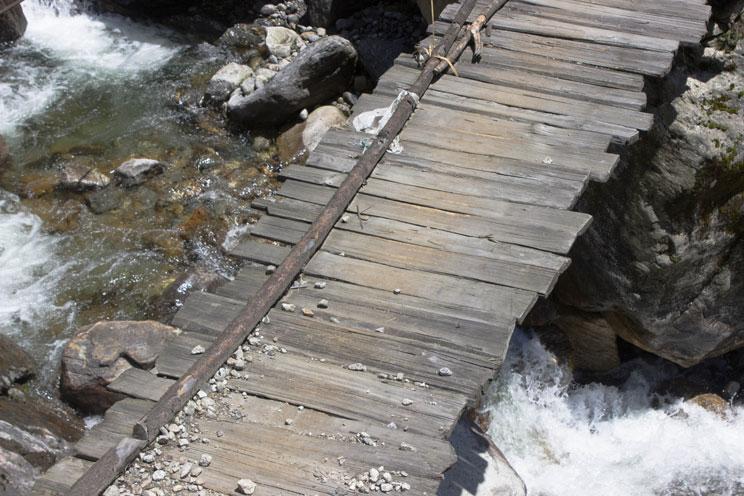 Kanchenjunga Circuit North To South Trek Report May 2016 10