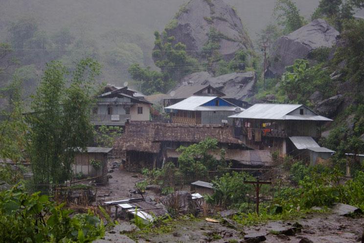 Kanchenjunga Circuit North To South Trek Report May 2016 4