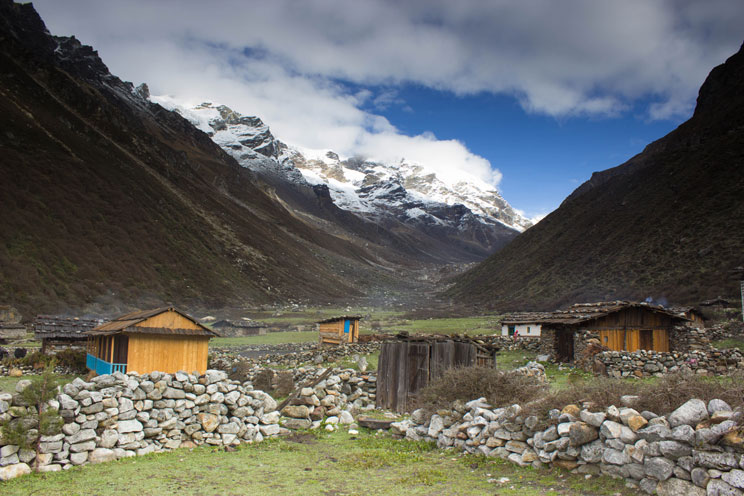 Kanchenjunga Circuit North To South Trek Report May 2016 20