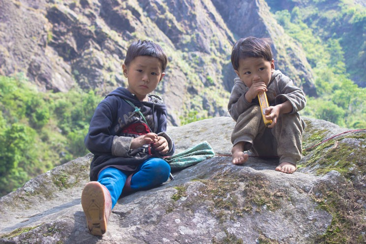 Kanchenjunga Circuit North To South Trek Report May 2016 8