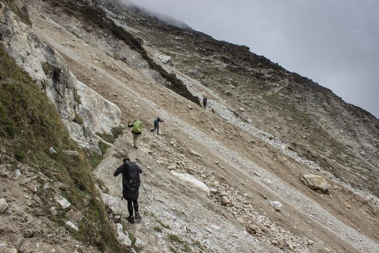 Kanchenjunga Circuit North To South Trek Report May 2016 19