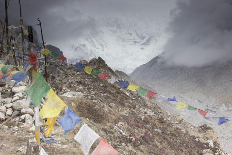 Kanchenjunga Circuit North To South Trek Report May 2016 30