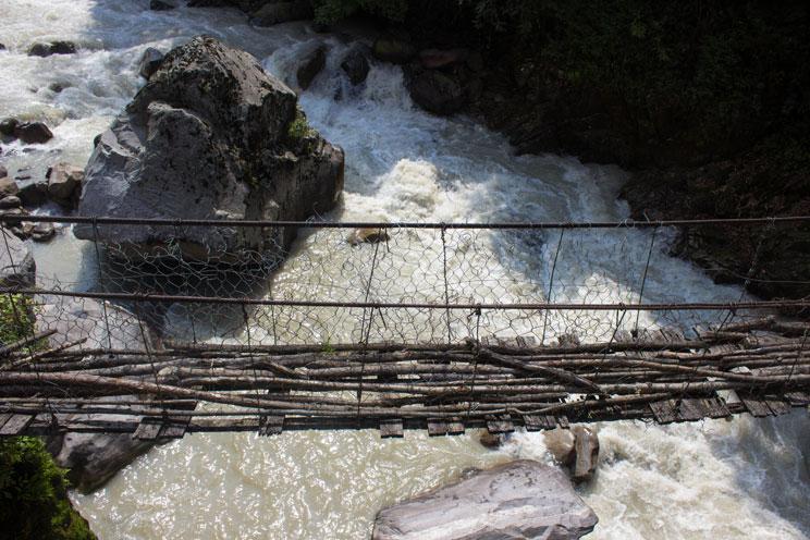 Kanchenjunga Circuit North To South Trek Report May 2016 7