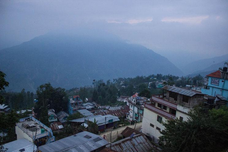 Kanchenjunga Circuit North To South Trek Report May 2016 3