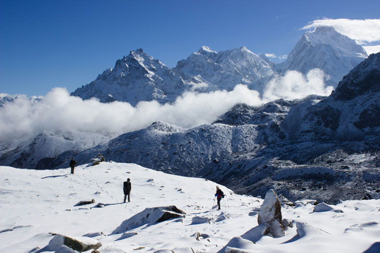 Kanchenjunga Circuit North To South Trek Report May 2016 25