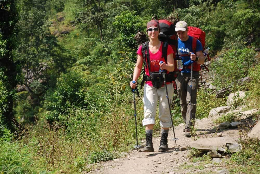 Ghorepani Poon Hill Trek Distances 3