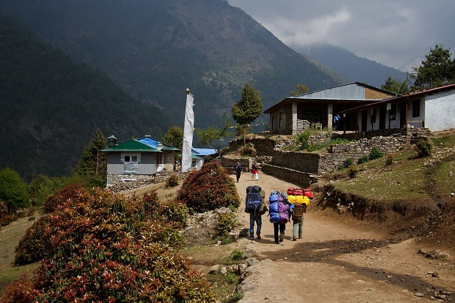 Everest Base Camp Trek in May 2