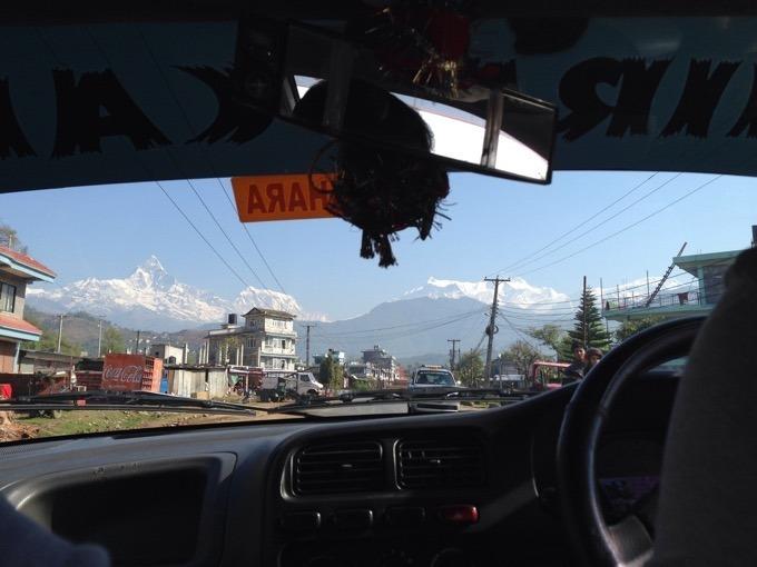 Pokhara to Nayapool
