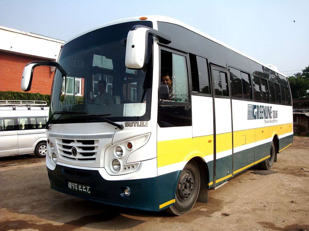 kathmandu pokhara bus for ghorepani poon hill trek